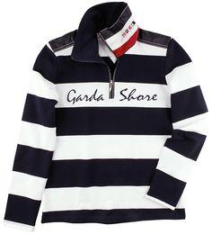 Das modische #Sweatshirt von LISA #CAMPIONE überzeugt durch den sportiven Schick und die besonders hochwertige Qualität. Winter 2014, Damen Sweatshirts, Lisa, Menswear, Polo, Athletic, Cotton, Jackets, How To Wear