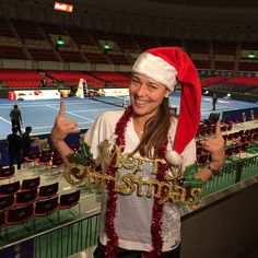 @SourceSyndicate  2h2 hours ago A very Merry @AnaIvanovic wishes us all a #merrychristmas