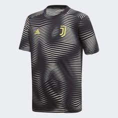 95fa4b3b6f adidas Juventus Home Pre-Match Jersey Black Adidas