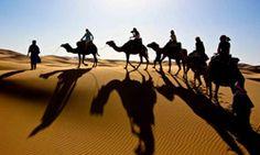 2 day 1 night Zagora Desert trip, 2 day adventure sahara trekking, overnight desert tour from Marrakech, Visit to Ait Benhaddou kasbah. View of sunset and sunrise on the dune of Draa valley