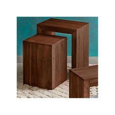 2 Piece Nesting Table | AllModern