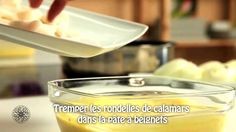 Choumicha : Beignets de fruits de mer et de rondelles d'oignon (Vf) (+pl...