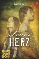 BeatesLovelyBooks : [Rezension] Jennifer Wolf - Feuerherz