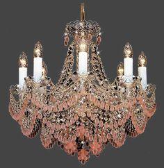 ice wine chandelier