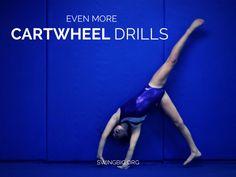Cartwheel drills from Gymneo TV | Swing Big! Gymnastics Blog