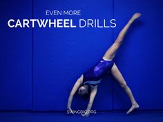 Cartwheel drills from Gymneo TV | Swing Big! Gymnastics Blog
