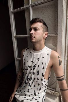 Tyler Joseph and Josh Dun of twenty one pilots skeleton clique stay street stay alive<< Josh isn't there Tatuagem Twenty One Pilots, Tyler Joseph Josh Dun, Tyler Joseph Tattoos, Tyler Joesph, Tyler Oakley, Staying Alive, Music Bands, Emo Bands, Phan