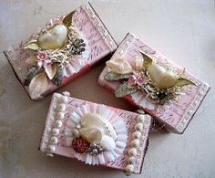 Petite Inspiration Box Swap Valentine's Edition by Terri Gordon