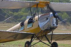 Tiger Moth DH-82A ( G-ANFM ) Berk 2009 (6)