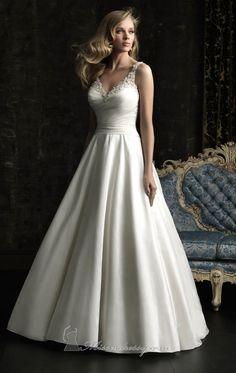 Allure 8953 Vestido - MissesDressy.com