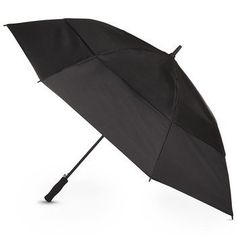 Totes Men`s Blue Line  Auto Golf  Vented Canopy Stick Umbrella - List price: $30.00 Price: $16.79 Saving: $13.21 (44%)