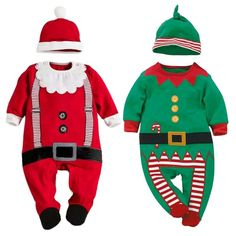 Mode baby kleidung weihnachtsgeschenke baby overall einteilige anzüge neugeborene kleidung langarm kleidung set + hut Heißer verkauf