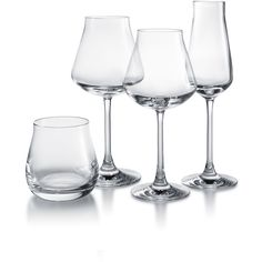 Baccarat crystal glasses #baccarat #crystal #degustationglasses #tablesetting #tabledecor #luxury