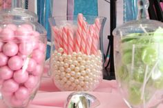 Pink Poodle in Paris Birthday Party Ideas | Photo 8 of 49 | Catch My Party