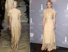 Cate Blanchett In Valentino Couture – Rodeo Drive Walk Of Style Awards Ceremony