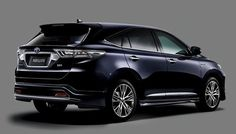 2015 Toyota Harrier Hybrid - price