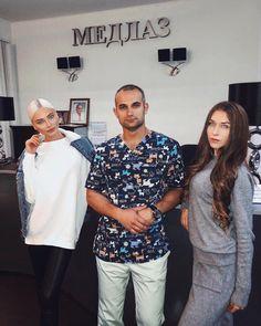 Alena Shishkova Alena Shishkova, Platinum Blonde, Supermodels, Button Down Shirt, Men Casual, Glamour, Mens Tops, Shirts, Beauty