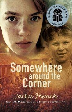 Somewhere Around The Corner by Jackie French