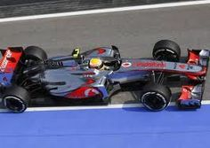 Formula 1 -Hamilton