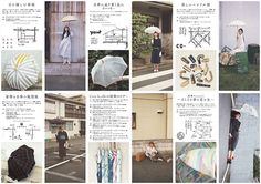 Coci la elle(日傘作家)/Poster DM/2014 PH:江森康之