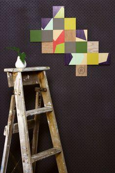Artwork/ Plywood Artwork: Click here to view Bungalow $200.00 Plywood, Shapes, Create, Bungalow, Artwork, Paris, Denim, Hardwood Plywood, Work Of Art