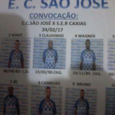 Zequinha Estrelado(Esporte Clube São José): São José Perde em casa e está na Zona de Rebaixame...