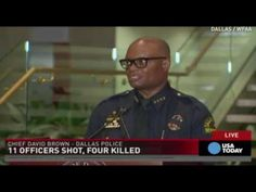 Dallas Police Chief  Suspect claims bombs  all over  city