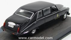 EDICOLA BONDCOL049 1/43 DAIMLER DS420 LIMOUSINE 1968 - JAMES BOND 007 - CASINO ROYALE