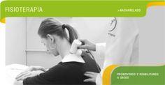 Fisioterapia - Promovendo a reabilitação à saúde.