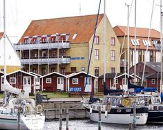 Hundested, Denmark. This is the Hundested Kro. I stayed there in 1972 on a school trip. Always meant to go back