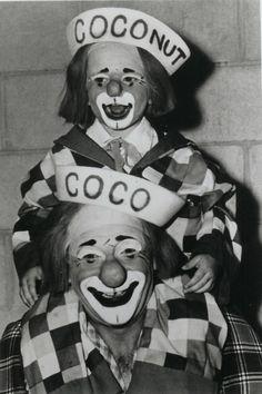 Nicolai Poliakoff | coco the clown gallery surname polakovs poliakoff poliakov first name ...