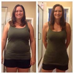 30 days to fit before and after. The toxic weight has left the building!