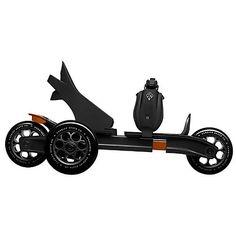 Amazon.com: Cardiff 3-Wheel Skates: Toys & Games