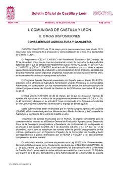 Ayudas para la mejora de la producción y comercialización de la miel en la Comunidad de Castilla y León