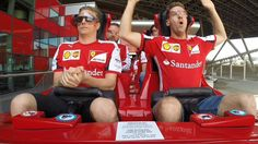 "Vettel:""Kimi this is great! Raikkonen:""ZZZZZZZZZZZZ!"""
