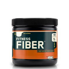 What Is It: This unflavored fiber powder will offer 6 different types of fiber at 5g per serving. This will help regulate the GI tract, help absorb more nutrients, and reduce bloating. How It Works: I