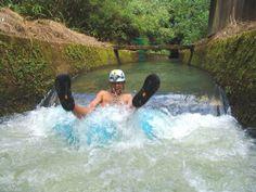 11) Mountain Tubing On Kauai