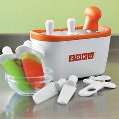 Quick Popsicle Maker