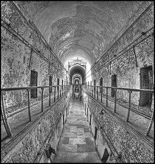 Ghost Hunting at Eastern State Penitentiary