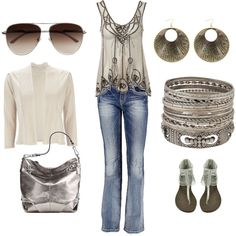 summer (Miss Me jeans :)  perfection.