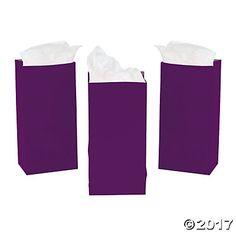 Mini Plum Treat Bags
