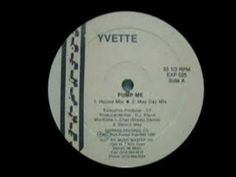 Yvette - Pump Me (May Day Mix) [1990] - YouTube