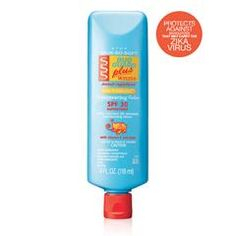 Skin So Soft Bug Guard Plus IR3535® SPF 30 Cool 'N Fabulous™? Disappearing Color Lotion