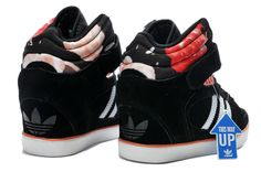 Adidas Amberlight Up Women Carbon Black Off White