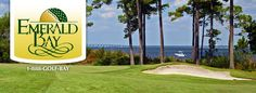 The Emerald Bay Golf Course is open to the public but offers the same level of service as luxurious private courses. Each hole accentuates the natural beauty of the land while winding seamlessly through some of the Florida Panhandle's finest properties and estates.