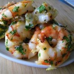 Simple Garlic Shrimp - Allrecipes.com