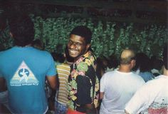 Larry Levan, Paradise Garage, Old And New, Warehouse, Dj, Club, York, History, Couple Photos