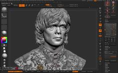 Zbrush Character Modeling for The Last of UsComputer Graphics & Digital Art Community for Artist: Job, Tutorial, Art, Concept Art, Portfolio