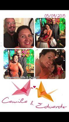 Casamento Camila e Eduardo