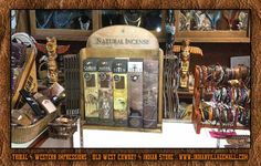 Native American Made Incense Collection From Tribal Impressions - www.indianvillagemall.com